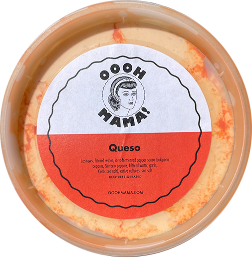 Plant-based Queso